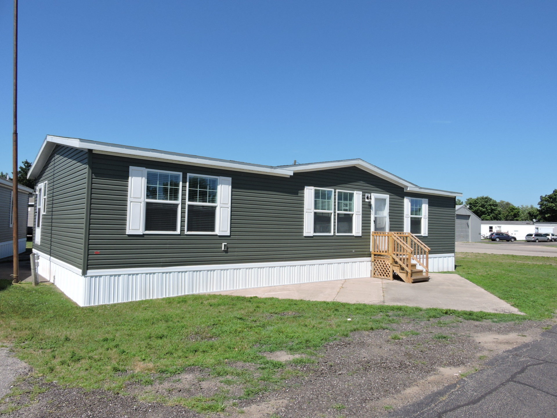 Double Wide Manufactured Homes for Sale in Grand Rapids, Michigan